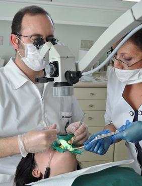 Tratamiento de punta en endodoncia